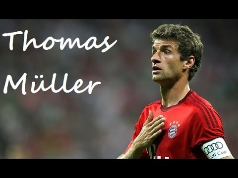 Thomas Müller ►Just Perfect ● 2015-2016 ● ᴴᴰ