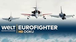 TOP GUN DEUTSCHLAND - Eurofighter im Luftkampf | HD Doku