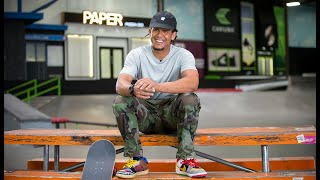 The MLB Player Who Skateboards