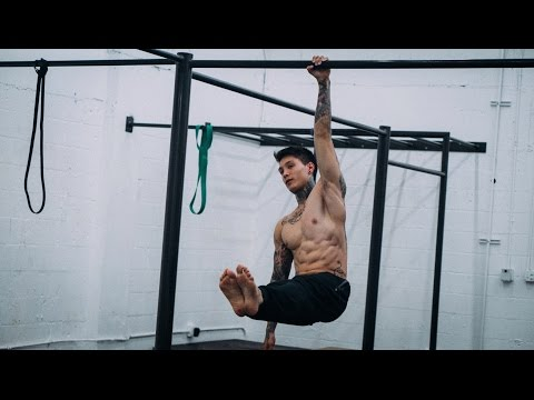Chris Heria   7 MINUTE KILLER AB ROUTINE – AT HOME Six PAck Abs INSTANTLY!