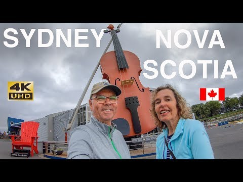 Transatlantic Cruise Sydney Nova Scotia Canada 2019 Part 5
