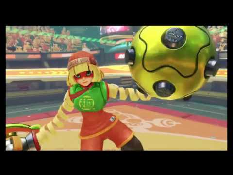 ARMs Global TestPunch! Stream Export 2017-05-27