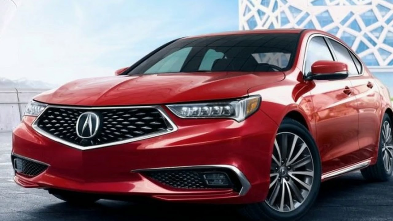 2018 Acura Tlx Release Date News And Price