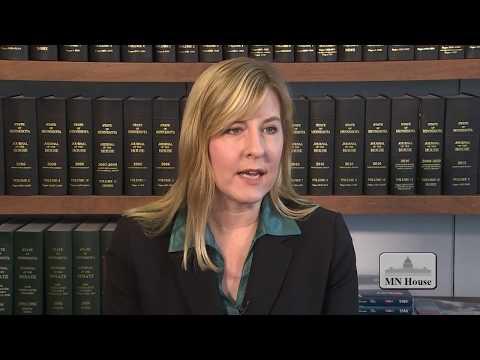 House Minority Leader Melissa Hortman (DFL-Brooklyn Park)