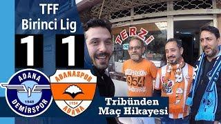 Adana Demirspor Adanaspor Derbisi | Mavi Şimşekler Turbeyler