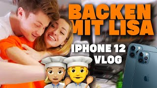 Backen mit Lisa (iPhone 12 Vlog)