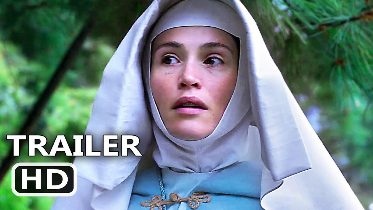 BLACK NARCISSUS Trailer (2020) Gemma Arterton New Series HD