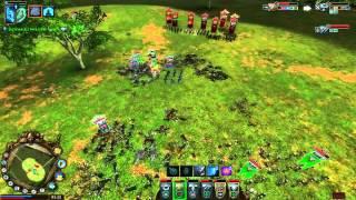 World of Battles:Morningstar Gameplay (free online pc game)