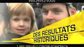 Le Cyclo défi Enbridge Contre le Cancer   Annonce télé narrative 2011