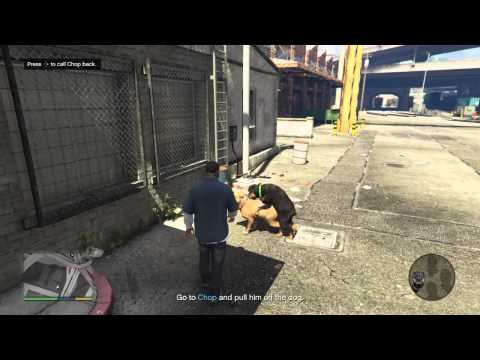 Grand Theft Auto V Dog Sex