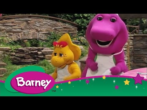 Barney | Part 1/2: Adventures with Friends (1.5 Hours!)