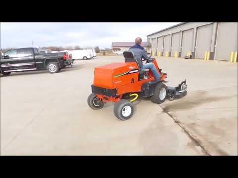 Jacobsen 628D Turf Cat lawn mower for sale | no-reserve Internet auction  December 27, 2017