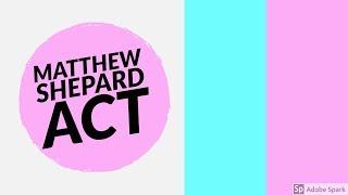 Matthew Shepard Act