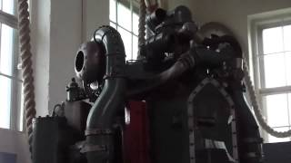 Frascini Schiffsmotor mit 1.350 PS