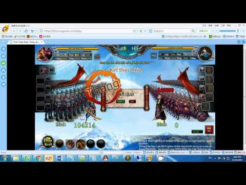 Hướng dẫn auto Tinh Thần Biến zuzugame.com