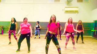 """Zumba with Salo- """"South of the Border"""" by Ed Sheeran"""