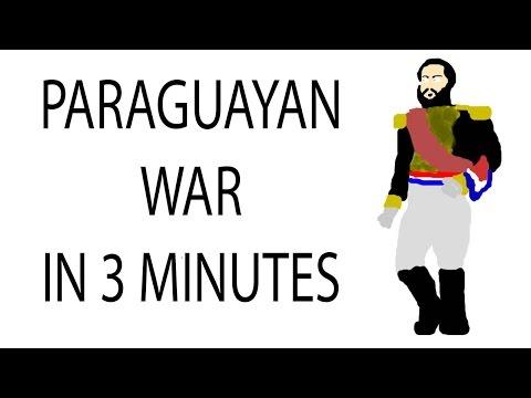 Paraguayan War | 3 Minute History