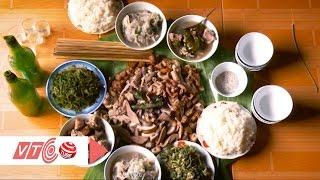 Thơm ngon đặc sản cỗ lá xứ Mường | VTC