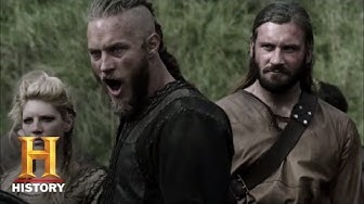 Vikings Season 1-3 Recap [SPOILER ALERT] | New Season Nov. 29 at 9/8c | History
