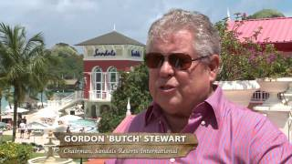 "Sandals Chairman Featured On Emmy-Winning Show, ""A Taste Of History"""
