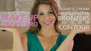 Makeup Graveyard : Creme & Liquid Contour & Highlight Products Thumbnail
