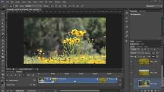 How to Edit Video in Photoshop CS6(This is a quick demonstration of the new video editor found in Adobe Photoshop CS6. This impressive video editor can handle full HD video, and most of the ..., 2012-05-25T12:53:20.000Z)