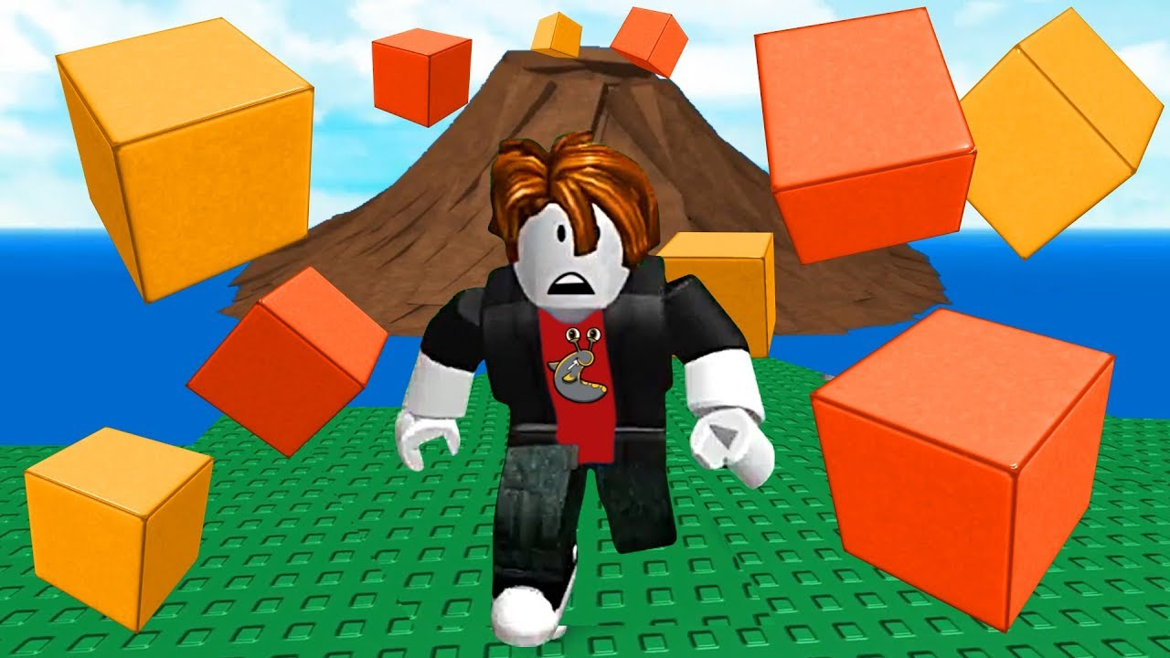 Survive The Natural Disasters Roblox Youtube