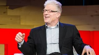 Expanding our definition of smart | Sir Ken Robinson + Amanda Palmer