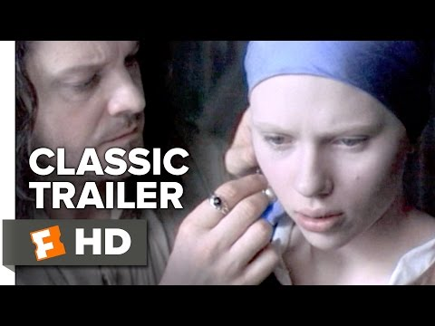 Girl with a Pearl Earring 2003    Scarlett Johansson Movie