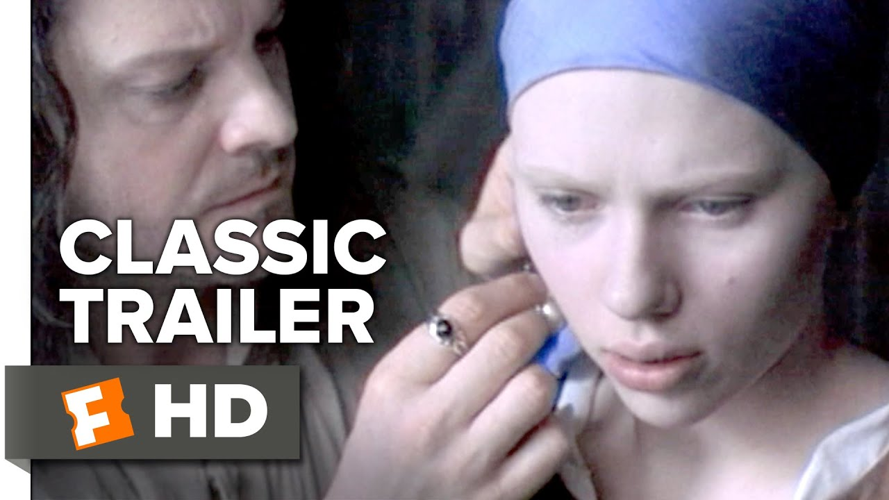 girl a pearl earring official trailer scarlett girl a pearl earring 2003 official trailer scarlett johansson movie