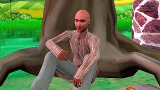 ब्राह्मण और जादुई बर्तन Hindi Kahaniya - Moral Stories - Cartoon for Kids
