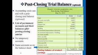 financial accounting completing the accounting cycle closing entries