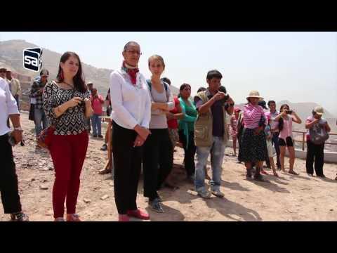 Puente Piedra: Inauguran muro de contención en Asoc. Los Jazmines