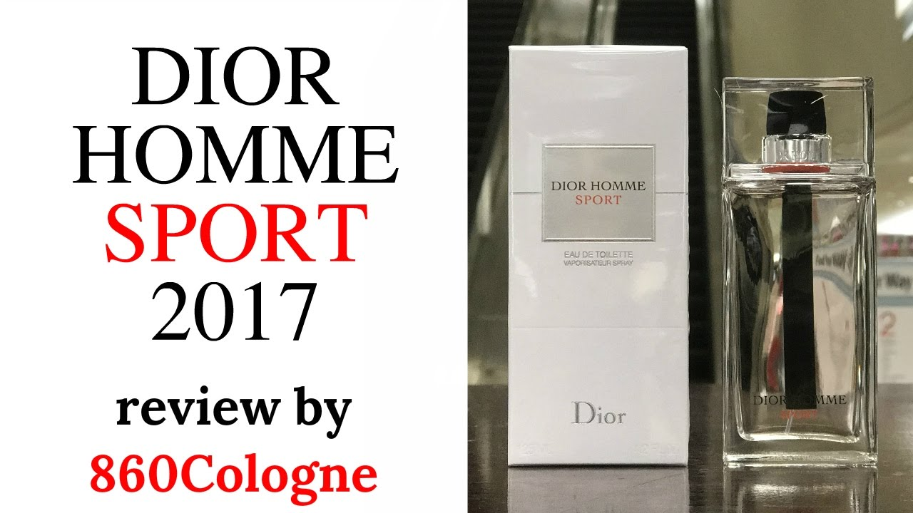 Dior Homme SPORT 2017 REVIEW (and small rant) - YouTube 3b818d8bd5a0