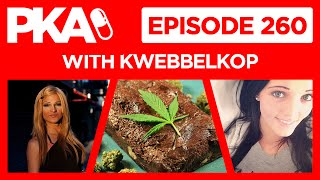 PKA 260 w/ Kwebbelkop Transexual Hookers, Pot Brownies, Prankers Exposed, XXX Music Video Reactions