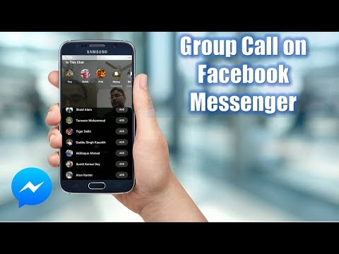 How To Make Group Video Call On Facebook Messenger 2020