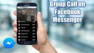 फेसबुक मैसेंजर पर ग्रुप वीडियो कॉल कैसे करें screenshot 2