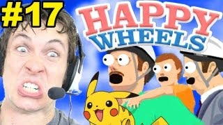 Happy Wheels - I AM BONED - Part 17