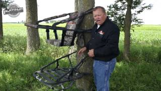Cobalt Climbing Tree Stand | Big Game Treestands