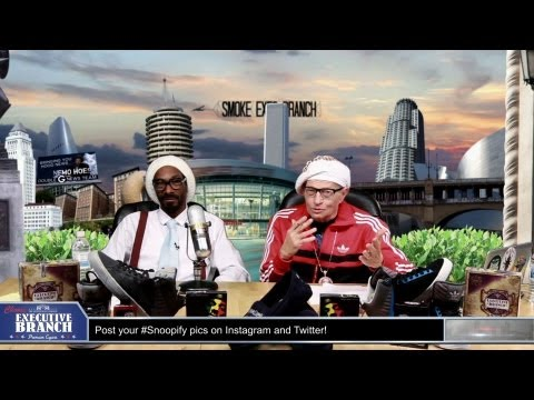 GGN Larry King & Snoop Dogg AKA Lion - Here Come The Kings Pt. 1