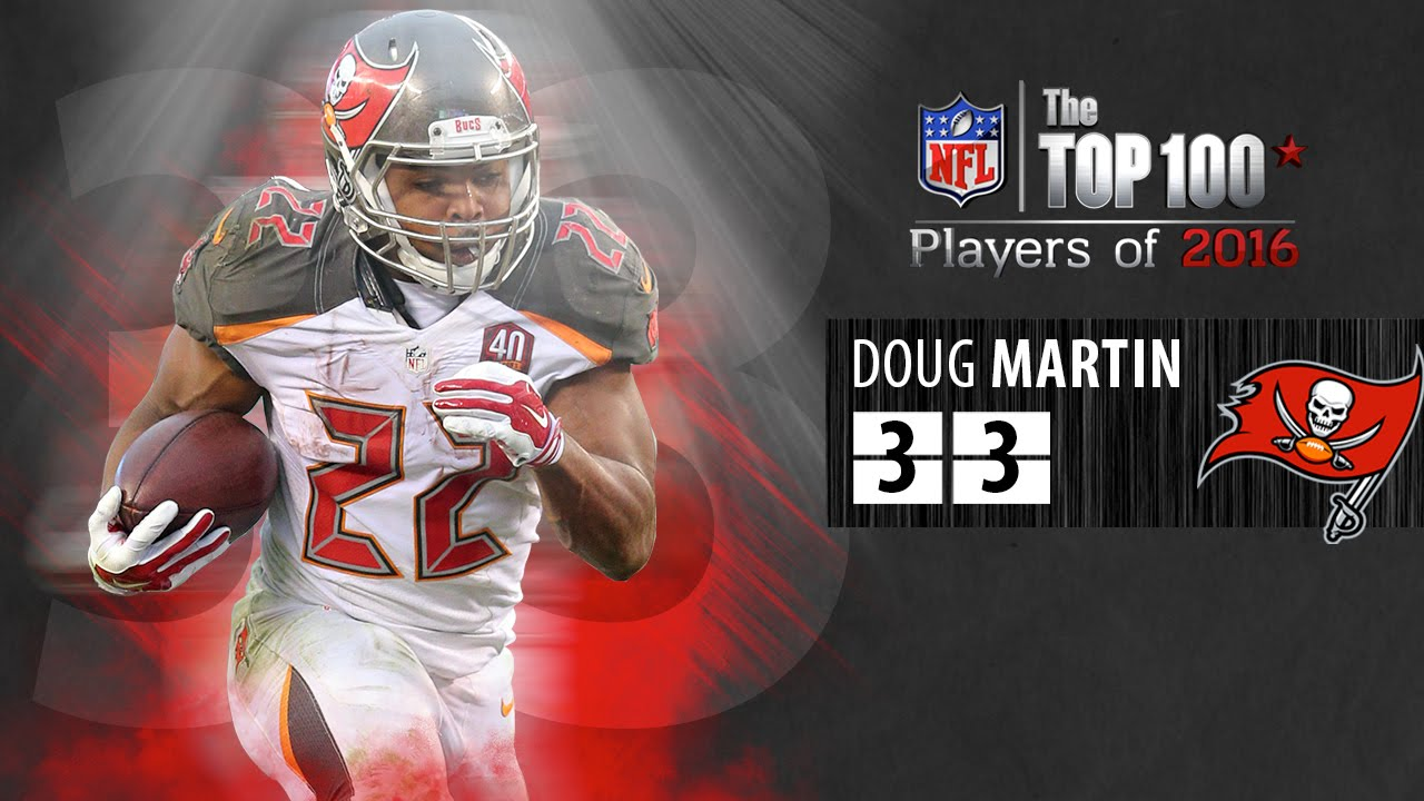 Bucs RB Doug Martin OK after being involved in car accident