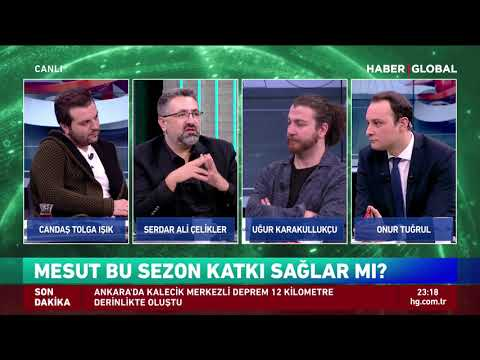 Mesut Özil Fenerbahçe'ye Ne Katar? Galatasaray İrfan Can Transferi! Beşiktaş Man