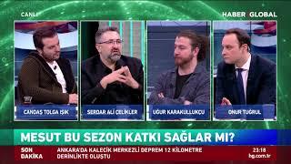 Mesut Özil Fenerbahçe'ye Ne Katar? Galatasaray İrfan Can Transferi! Beşiktaş Mandzukic Flörtü