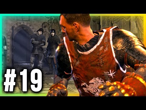 Kingdom Come Deliverance Walkthrough - If You Can't Beat Them Join Them! (Part 19)