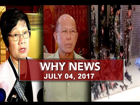 UNTV: Why News (July 04, 2017)
