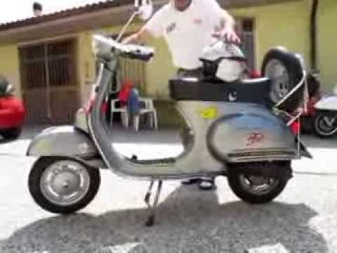 vespa 125 primavera et3 anno 1979 youtube. Black Bedroom Furniture Sets. Home Design Ideas