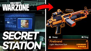 "SECRET Subway Station & BRUEN ""Firebrand"" Blueprint Guide (Warzone Season 6 Easter Egg)"