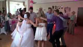 Катя и Паша. Свадьба. Часть 4 - банкет