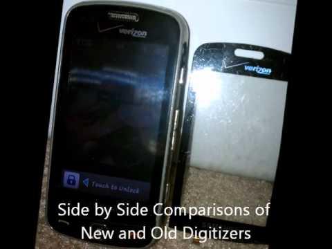 Samsung Rogue SCH-U960.wmv