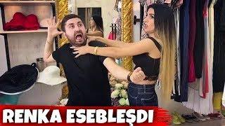 Renka Esebleşdi w/ Renka - Resul Abbasov vine 2018
